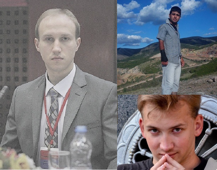 Ukrainian Sergey Belous, Roman Gnatyuk and Sergey Boyko are being held by the Ukrainian government for doing their jobs as journalists. They must be released immediately.