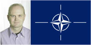 NATO will be a very dangerous organization if Hillary Clinton becomes the next commander-in-chief, and if that happens, Norway should leave NATO.