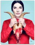 Unfortunately, the Serbian performance artist Marina Abramocić is involved in Satanic rituals with the Clinton campaign.